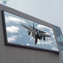 P6 outdoor advertising led screen