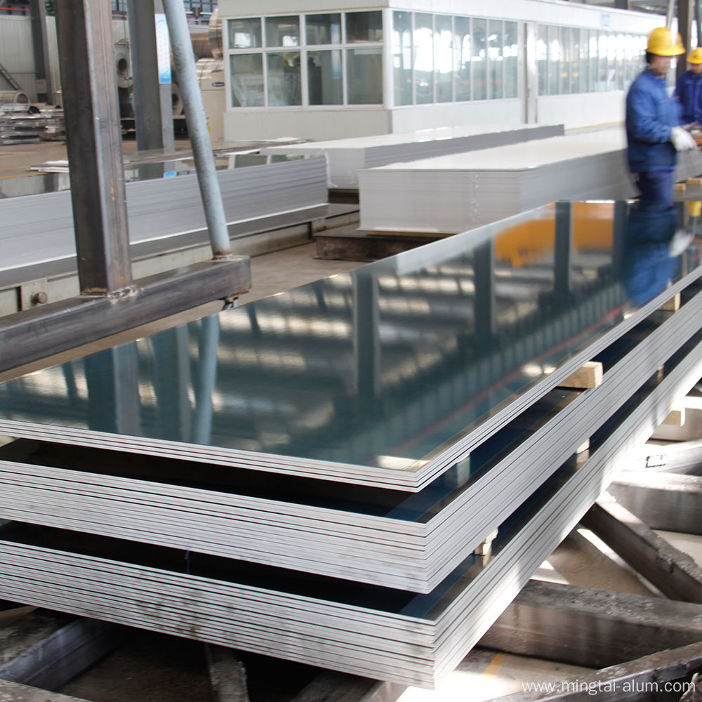 3004/3005/3105/3104 aluminum sheets for cellings and decorative panels