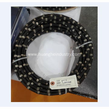 Granite Cutting Diamond Wire Saw