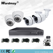 4chs 720P Day and Night DVR Kits