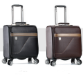 PU urban men board office trolley luggage