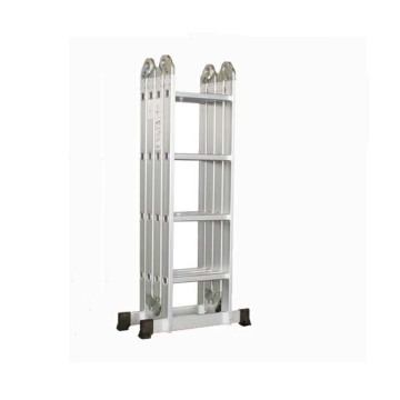 4 STEPS high quality aluminum ladder