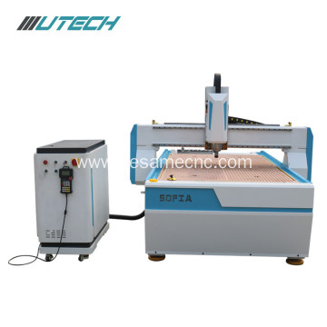 atc wood cnc router for cutting and drilling