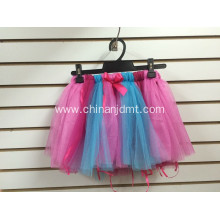 Azure and pink TUTU skirt