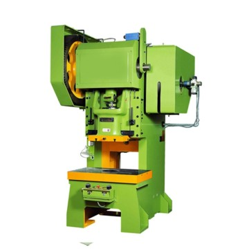 Press machine for stamping and hole cutting