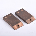 Powder metallurgy process CuW75 copper tungsten electrode
