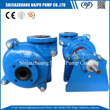 ZJ series Rubber Lined Slurry Pump