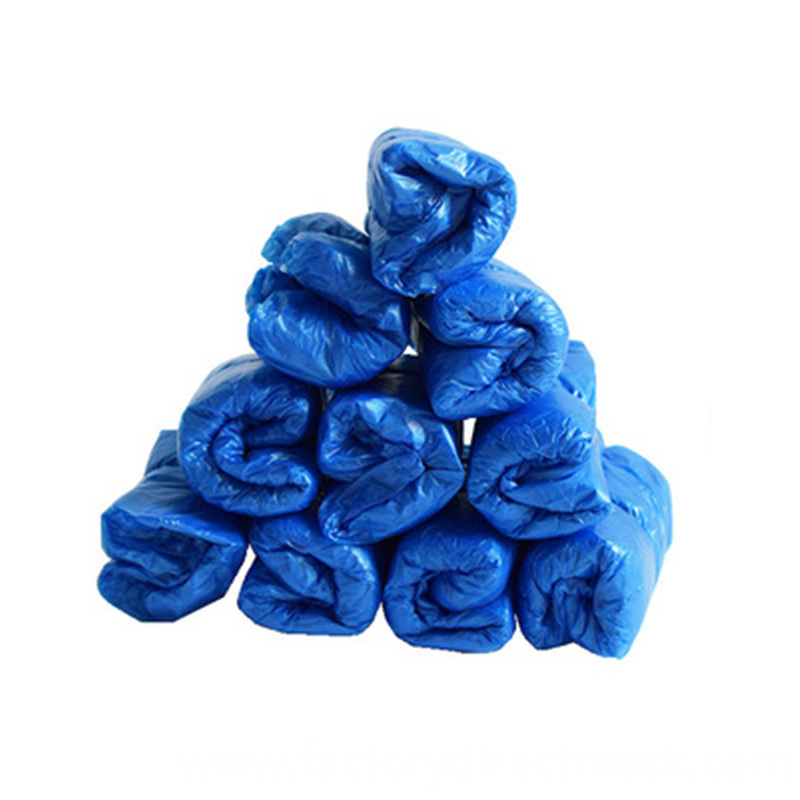 Disposable Household Indoor Polyethylene Shoe Covers