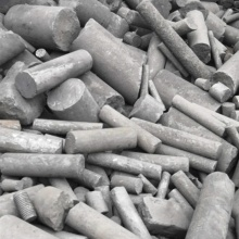 High Carbon Crushed Graphite Electrode Scrap