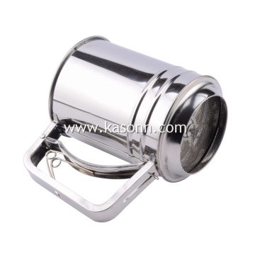 Stainless Steel 3 Cup Icing Baking Sifter