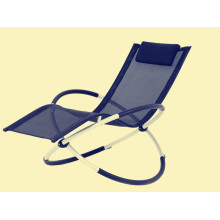 foldable rocking chair alu frame