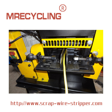 Used Copper Cable Wire Stripping Machine