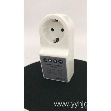 EU Plug 230V-30A Home Voltage Protector