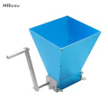 Newest Stainless Steel 2 Rollers Homebrew Barley Grinder Crusher Malt Powder Grain Mill For Home Beer Brewing Manual Tools
