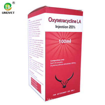 20% Oxytetracycline L.A. Injection For Veterinary