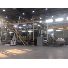 2400mm S model nonwoven fabric making machine