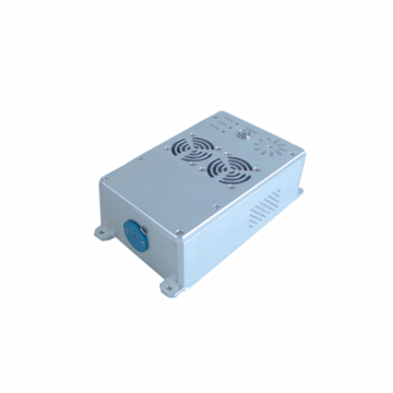 Blue Picosecond Laser Source