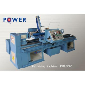Rubber Roller Polishing Machine
