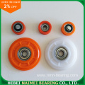 Plastic Injected Roller Ball Bearing