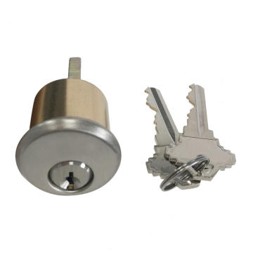 Professional High Security Rim Door Lock Cylinder