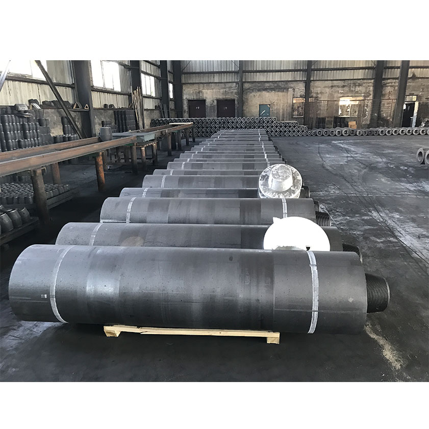 UHP 300mm Graphite Electrode for Steel Making