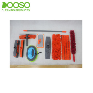 9 Pieces New Item Multifunction Easy Cleaning Kit