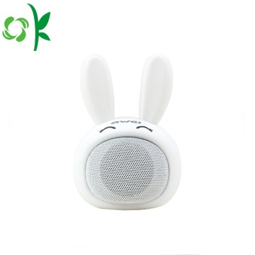 Cartoon Rabbit Soft Speaker Case Silicone Speaker Protector