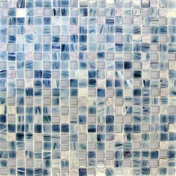 Blue Associated Stone Series Luxury Mosaic Tiles