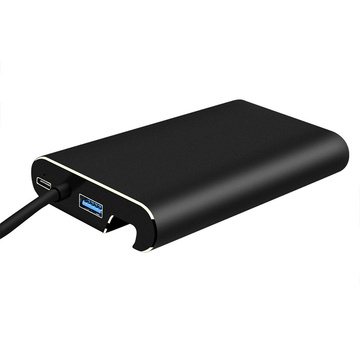 Charging USB-C Hub 7-in-1 Adapter With USB 3.0