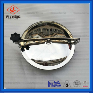 Stainless Steel Round Tank Manhole Cover