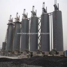 Vertical Shaft Lime Kiln For Quicklime Production Plant