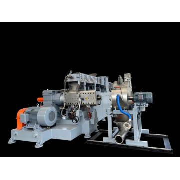 PVC Cable Parallel Twin Screw Extruderpelletizing  Line