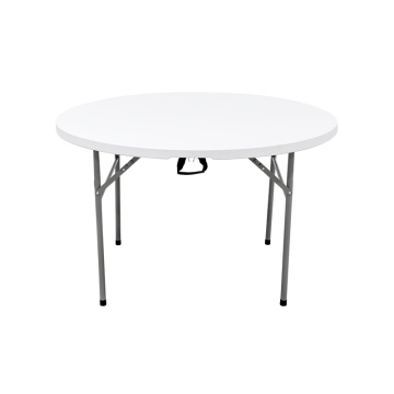 "48"" Round Bi-Folding Commercial Table"