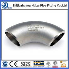 Stainless Steel 90 Degree Elbow with SS 316/304 Materials