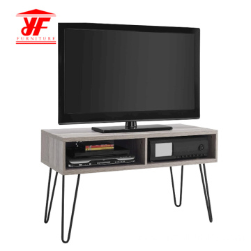 Fancy Latest Wooden TV Stand Furniture Modern