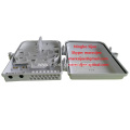 1x16 PLC Fiber Optic Distribution Box Mid-Span Access