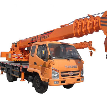 Promotion this month truck crane workshop