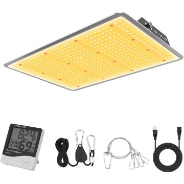 Phlizon 2020 Newest 200W Plant LED Grow Light
