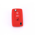 Colorful Citroen Silicone Remote Cover