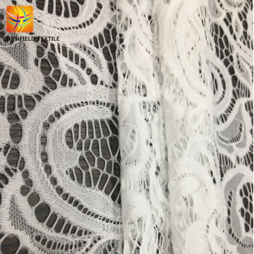 shaoxing wholesale soft lace fabric
