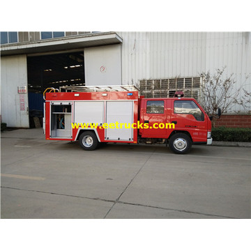 JMC 2000 Litres Fire Rescue Vehicles