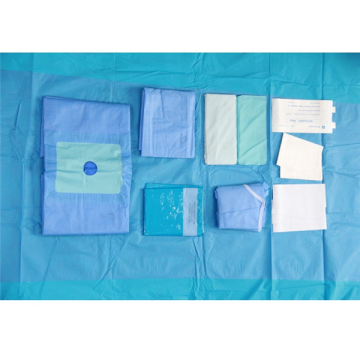New Design Plue Size Waterproof Surgical Packs