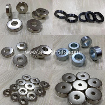 Neodymium Ring Magnets Customized