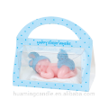 Hot sale angel baby shape birthday candles