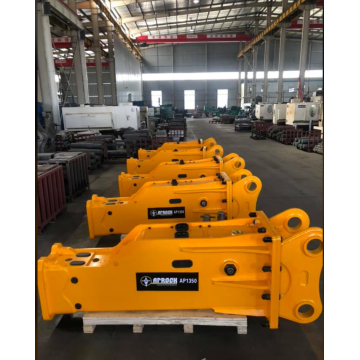 Hydraulic breaker hammer factory