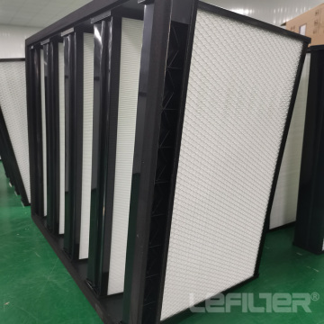 Air Conditioning V Cell HEPA Filters