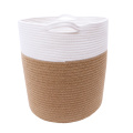 Decoration kids basket gift foldable deep storage bin basket