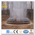 Galvanized Electric Distribution Steel Pole