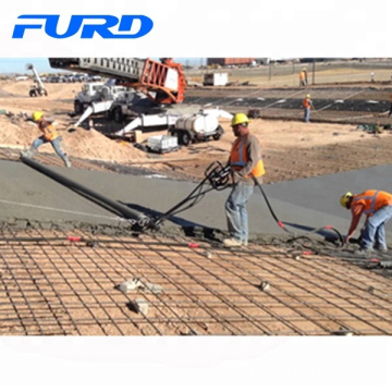 Handheld easy to maintain concrete roller screed (FRS-90)