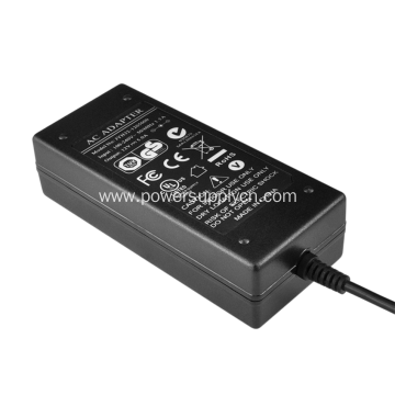 AC/DC 19V3A Single Output Desktop Power Adapter